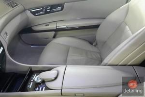 Химчистка салона Mercedes-Benz S-Class Сoupe
